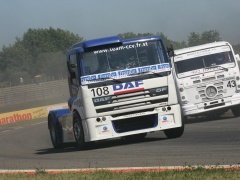 daf 85 super race truck pic #30427