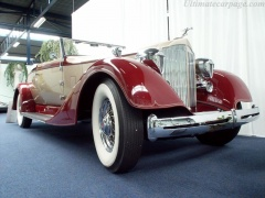 packard super eight roadster pic #18142
