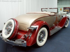 packard super eight roadster pic #18143