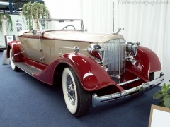 packard super eight roadster pic #18144