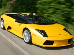Murcielago Roadster photo #13075