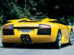 Murcielago Roadster photo #15932