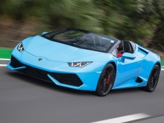 Huracan Spyder photo #167391