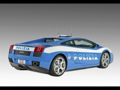 Gallardo Police Car photo #19551