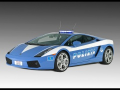Gallardo Police Car photo #19552