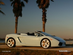 Gallardo Spyder photo #32502