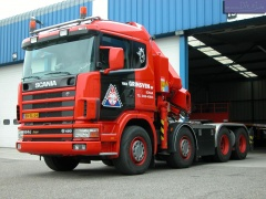scania r164g pic #19560