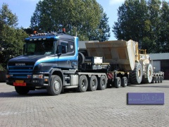 Scania T144G pic