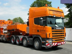 Scania R164G pic