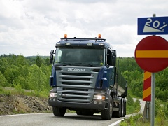scania r580 pic #29421