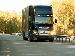 scania 2010 concept truck pic #32752