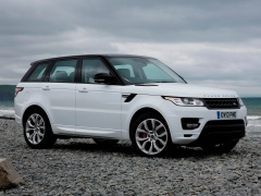 land rover range rover sport pic #101351