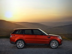 land rover range rover sport supercharged pic #101413