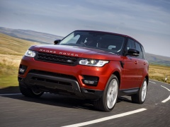 land rover range rover sport supercharged pic #101415