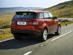 land rover range rover sport supercharged pic #101416