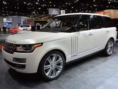 land rover range rover pic #104315