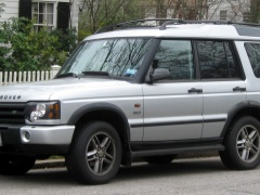 land rover discovery pic #105362