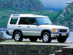 land rover discovery pic #105366