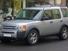 land rover discovery pic #105369