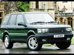 Land Rover Range Rover II pic