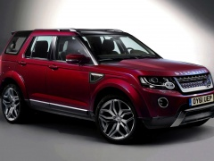 land rover discovery vision pic #115487
