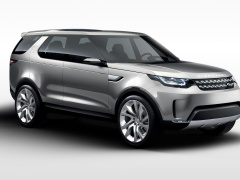 land rover discovery vision pic #116600