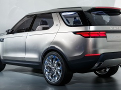 land rover discovery vision pic #116601