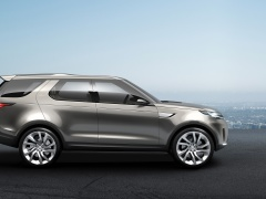 land rover discovery vision pic #116603