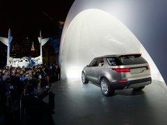land rover discovery vision pic #116613