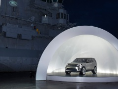 land rover discovery vision pic #116616