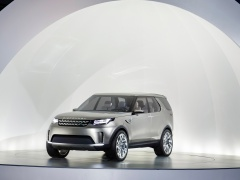 land rover discovery vision pic #116617