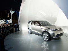 land rover discovery vision pic #116618