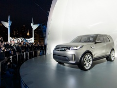land rover discovery vision pic #116619