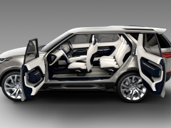 land rover discovery vision pic #116625