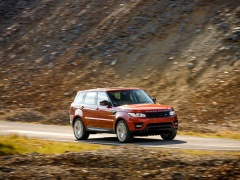 land rover range rover sport pic #123376