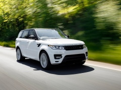 land rover range rover sport pic #123394