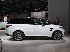 Range Rover Sport SVR photo #127878