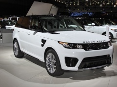 Range Rover Sport SVR photo #127882