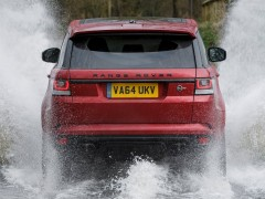 Range Rover Sport SVR photo #138586
