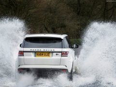 Range Rover Sport SVR photo #138587