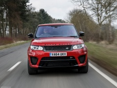Range Rover Sport SVR photo #138608