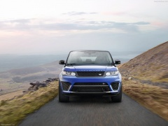 Range Rover Sport SVR photo #138609