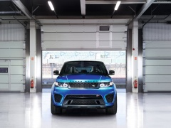 Range Rover Sport SVR photo #138611