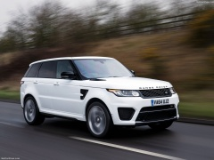Range Rover Sport SVR photo #138669