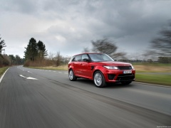 Range Rover Sport SVR photo #138670