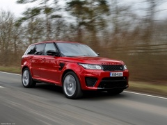 Range Rover Sport SVR photo #138672