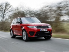 Range Rover Sport SVR photo #138673