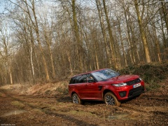 Range Rover Sport SVR photo #138691