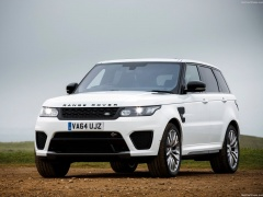 Range Rover Sport SVR photo #138700