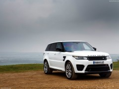 Range Rover Sport SVR photo #138701